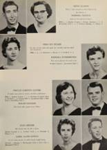 1957 Belmont High School Yearbook Page 32 & 33