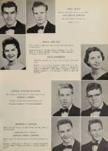 1957 Belmont High School Yearbook Page 34 & 35
