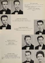 1957 Belmont High School Yearbook Page 36 & 37
