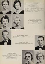 1957 Belmont High School Yearbook Page 40 & 41