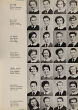 1957 Belmont High School Yearbook Page 44 & 45