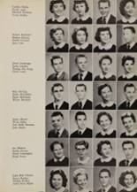 1957 Belmont High School Yearbook Page 46 & 47