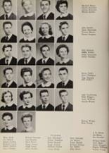 1957 Belmont High School Yearbook Page 48 & 49