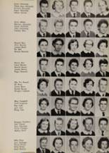 1957 Belmont High School Yearbook Page 50 & 51