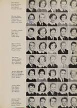 1957 Belmont High School Yearbook Page 52 & 53