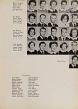 1957 Belmont High School Yearbook Page 54 & 55