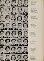 1957 Belmont High School Yearbook Page 58 & 59