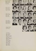 1957 Belmont High School Yearbook Page 60 & 61
