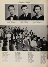 1957 Belmont High School Yearbook Page 66 & 67