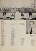 1957 Belmont High School Yearbook Page 72 & 73