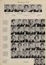 1957 Belmont High School Yearbook Page 74 & 75