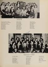 1957 Belmont High School Yearbook Page 78 & 79