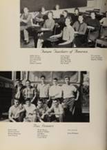 1957 Belmont High School Yearbook Page 82 & 83