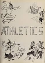 1957 Belmont High School Yearbook Page 84 & 85