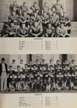 1957 Belmont High School Yearbook Page 90 & 91