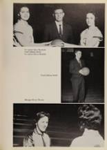 1957 Belmont High School Yearbook Page 92 & 93