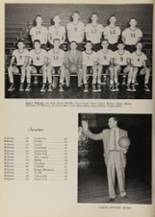 1957 Belmont High School Yearbook Page 96 & 97
