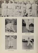 1957 Belmont High School Yearbook Page 98 & 99