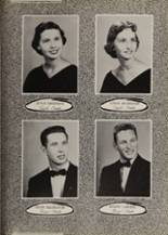 1957 Belmont High School Yearbook Page 114 & 115