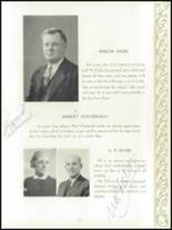 1937 Sterling High School Yearbook Page 10 & 11