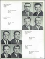 1965 Marin Catholic High School Yearbook Page 14 & 15