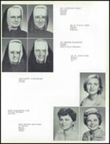 1965 Marin Catholic High School Yearbook Page 16 & 17