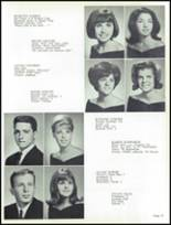1965 Marin Catholic High School Yearbook Page 20 & 21