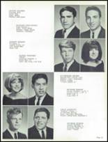 1965 Marin Catholic High School Yearbook Page 24 & 25