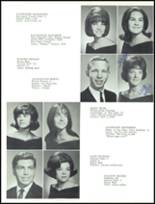 1965 Marin Catholic High School Yearbook Page 30 & 31