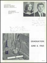 1965 Marin Catholic High School Yearbook Page 36 & 37