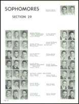1965 Marin Catholic High School Yearbook Page 44 & 45