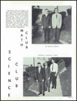 1965 Marin Catholic High School Yearbook Page 62 & 63
