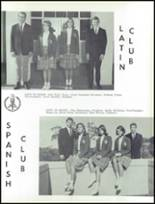 1965 Marin Catholic High School Yearbook Page 64 & 65