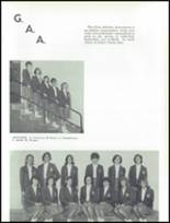 1965 Marin Catholic High School Yearbook Page 72 & 73