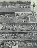 1965 Marin Catholic High School Yearbook Page 80 & 81