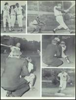 1965 Marin Catholic High School Yearbook Page 94 & 95