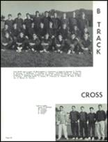 1965 Marin Catholic High School Yearbook Page 100 & 101