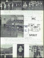 1965 Marin Catholic High School Yearbook Page 110 & 111