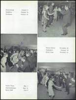1965 Marin Catholic High School Yearbook Page 116 & 117