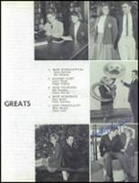 1965 Marin Catholic High School Yearbook Page 118 & 119