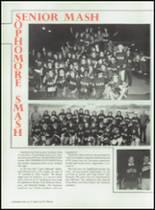 1984 Taylor High School Yearbook Page 10 & 11