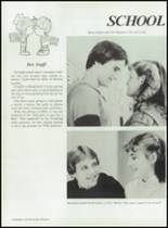 1984 Taylor High School Yearbook Page 14 & 15