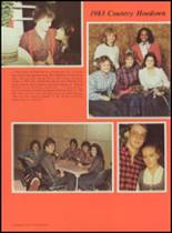 1984 Taylor High School Yearbook Page 16 & 17
