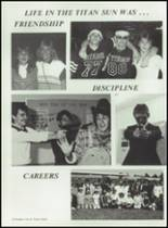 1984 Taylor High School Yearbook Page 18 & 19