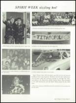 1984 Taylor High School Yearbook Page 20 & 21