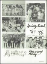 1984 Taylor High School Yearbook Page 24 & 25