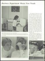 1984 Taylor High School Yearbook Page 32 & 33