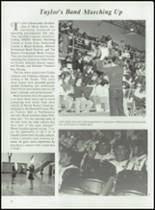 1984 Taylor High School Yearbook Page 42 & 43