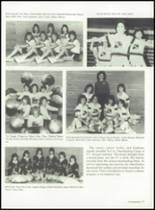 1984 Taylor High School Yearbook Page 80 & 81