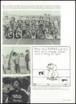 1984 Taylor High School Yearbook Page 88 & 89